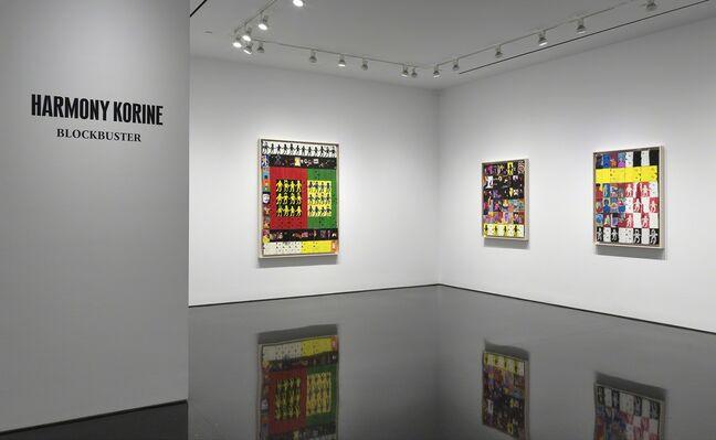 Harmony Korine: BLOCKBUSTER, installation view