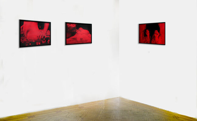 SHEROES, installation view