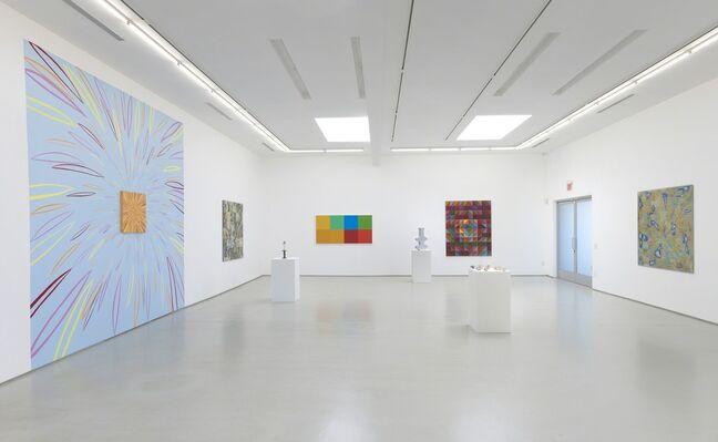 Magic, installation view