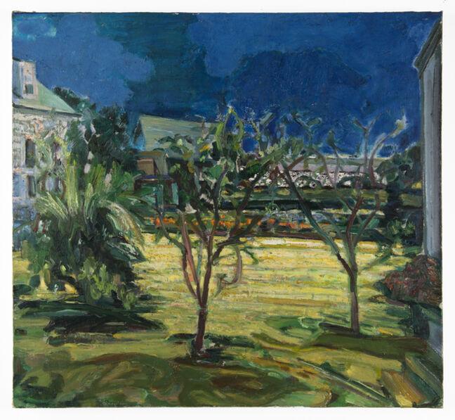Bernard Chaet, 'Between House and Studio', 1991