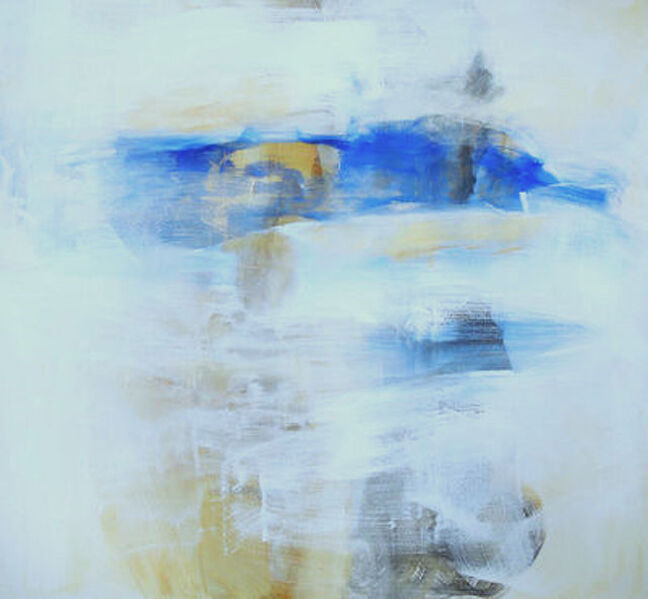 Jennifer Jean Okumura, 'Yellow+Blue United', 2018
