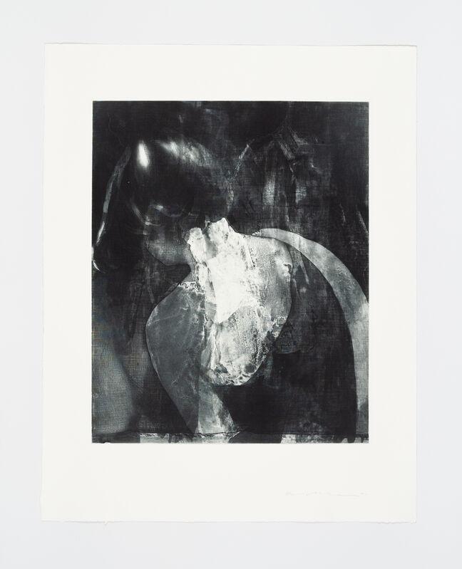 Matt Saunders, 'Brigitte in the Reeds (from Menschen am Sonntag)', 2014, Print, Etching, BORCH
