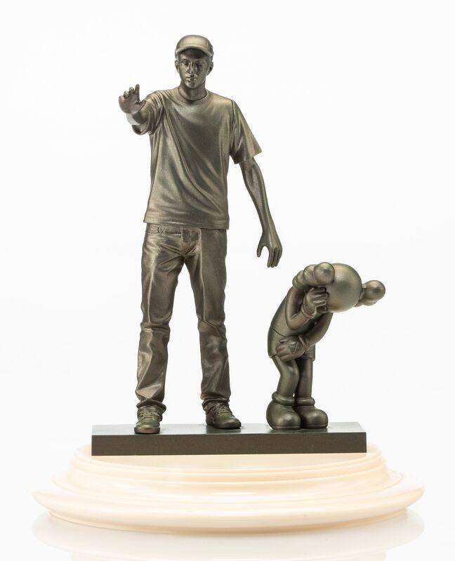 KAWS, 'Companion (Partners)', 2011, Sculpture, Vinyl with plastic base, Heritage Auctions