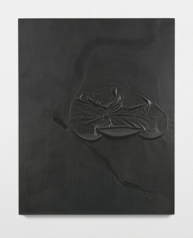 Takesada Matsutani, 'Germer', 1990, Mixed Media, Polyvinyl acetate adhesive, graphite pencil and Japanese paper on canvas, Bergamin & Gomide