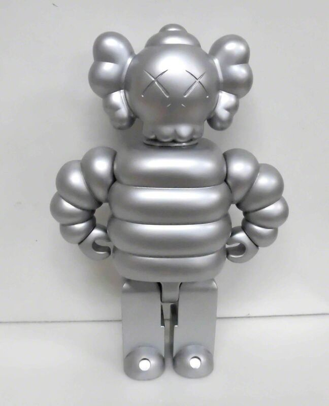 KAWS, '400% Mad Hectic Kubrick w/Box', 2003, Sculpture, Vinyl, EHC Fine Art