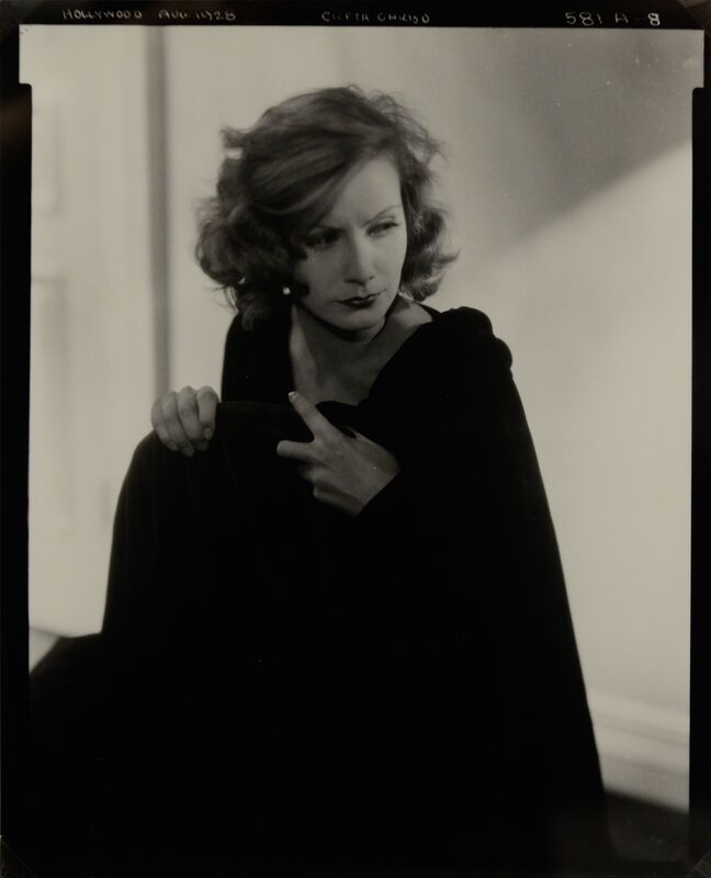 Edward Steichen, 'Greta Garbo', 1928, Photography, Selenium Toned Silver Gelatin, Gallery 270