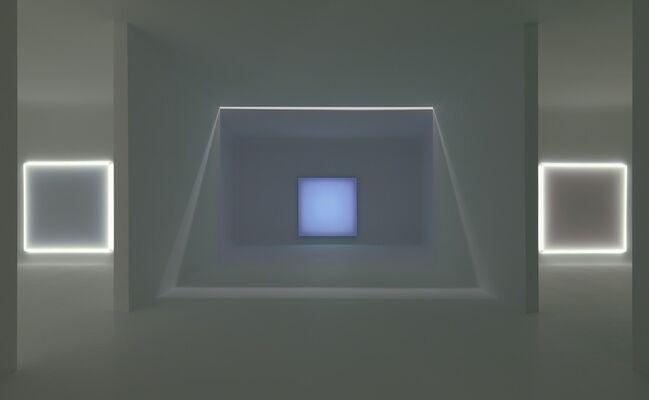 Doug Wheeler Encasements, installation view