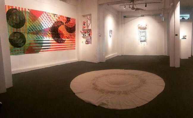 Chain Reaction, installation view