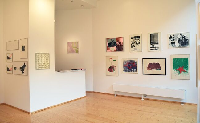 print_Ed, 1968-2016, installation view