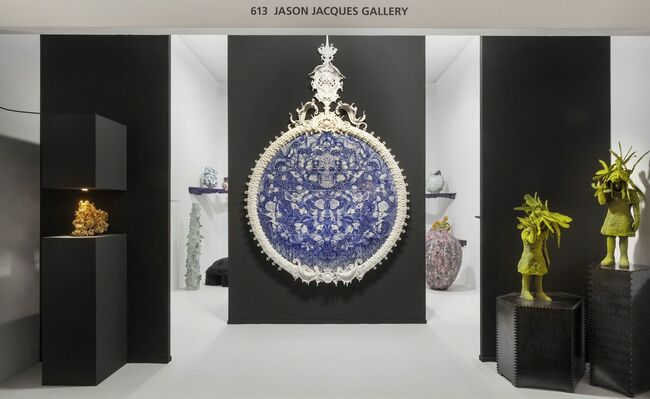 Jason Jacques Gallery at TEFAF Maastricht 2019, installation view