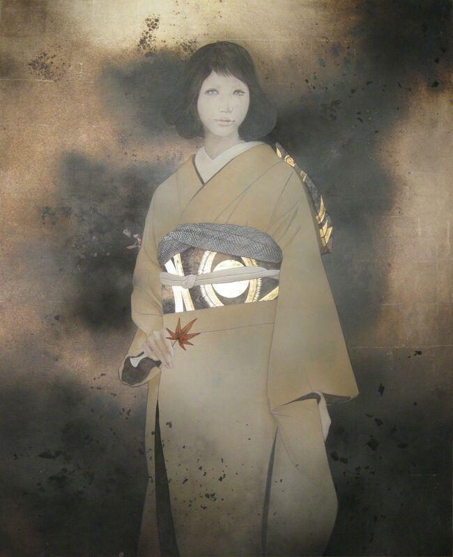 Takahiro Hirabayashi, 'Uino-okuyama', 2010, Painting, Gouache on paper, Aki Gallery