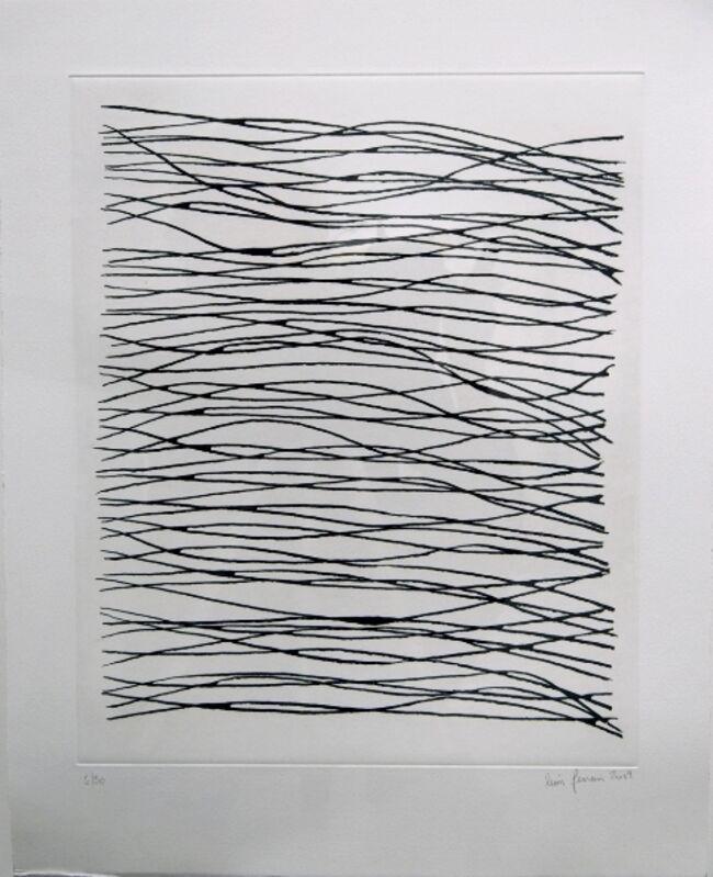 León Ferrari, 'Untitled', 2009, Print, Photogravure, Pan American Art Projects