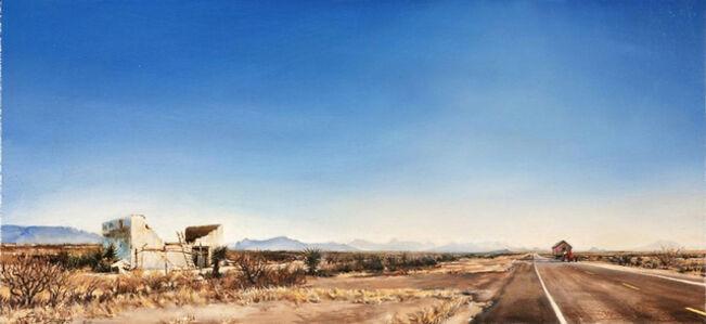 Don Stinson, 'The Return; It's All Blue Sky', 2011