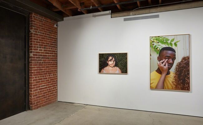 Whatever You Like | Solo Exhibition of Nydia Blas, installation view