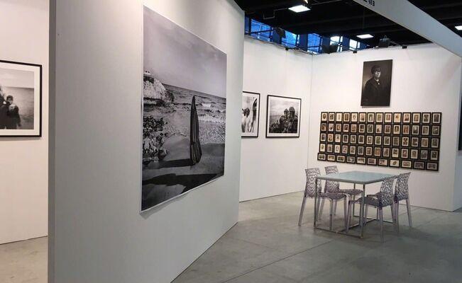 Raffaella De Chirico at ZsONAMACO FOTO 2016, installation view