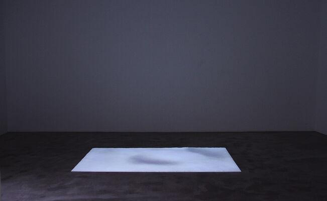 "Christine Maigne ""White Pulse"", installation view"