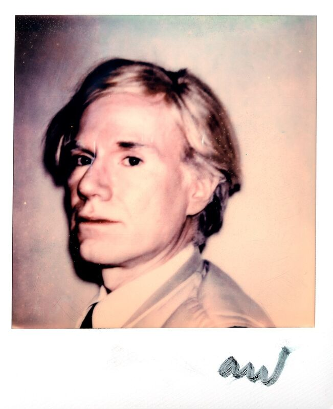 Andy Warhol, 'Self-Portrait', Photography, Polaroid, Finarte