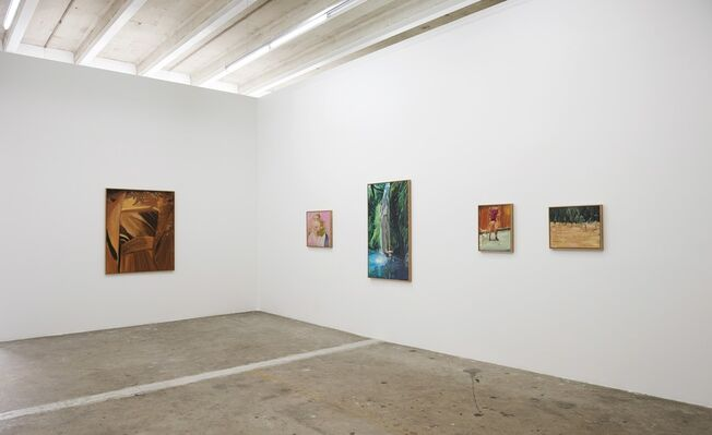 Elsewhere, installation view