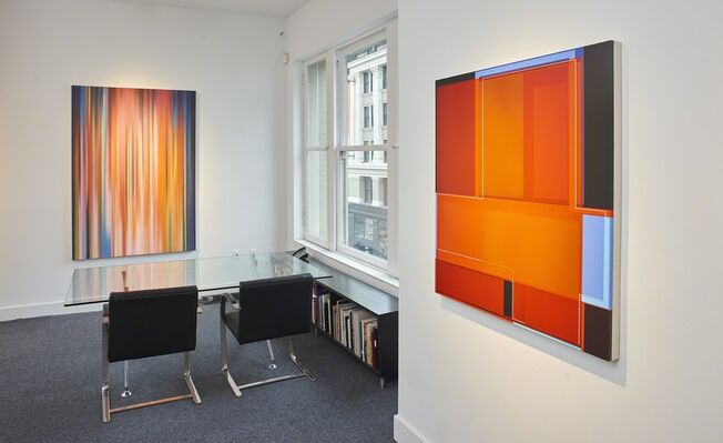 GALLERY SELECTIONS, installation view