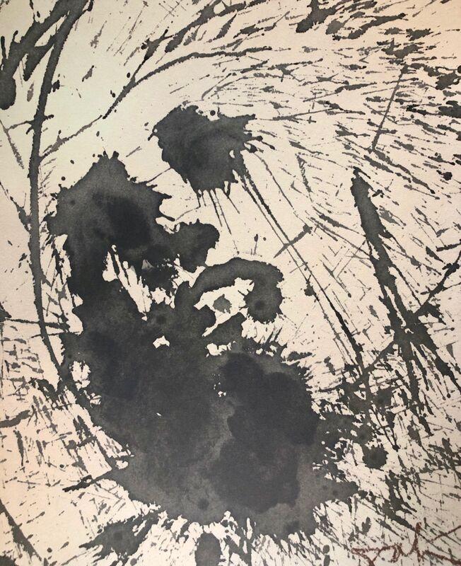 Salvador Dalí, 'Behold The Man, 'Ecce Homo', Biblia Sacra', 1967, Print, Original Lithograph, Inviere Gallery