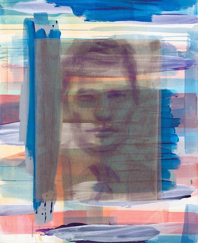 Irfan Önürmen, 'GAZE N. 62', 2017, Mixed Media, Multi-layered cut tulle mounted and acrylic on canvas, Aria Art Gallery