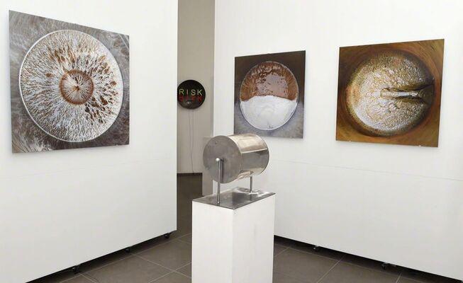"Jean-Bernard Métais ""Temps imparti 1990-2016"", installation view"