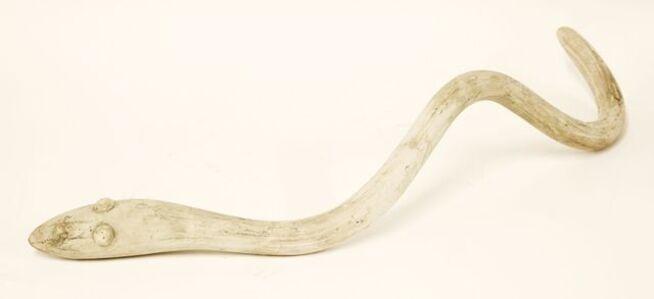 Guy Taplin, 'WHITE WOOD WORM'