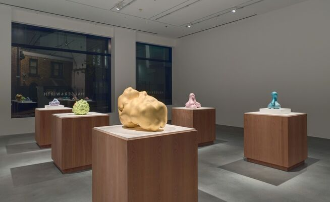 Ken Price: A Survey of Sculptures and Drawings, 1959 – 2006, installation view