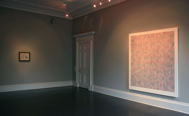 and per se and : part XI -(26 July - 5 August) James Hugonin & Giorgio Morandi, installation view