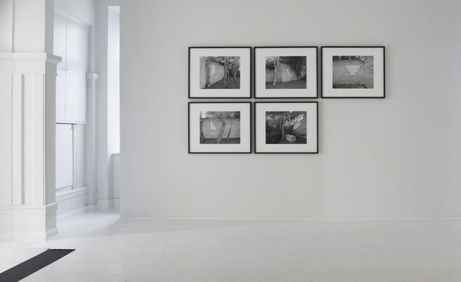 Figures of Perception, installation view