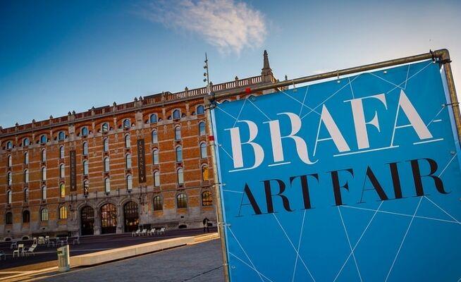 Whitford Fine Art at BRAFA 2020, installation view