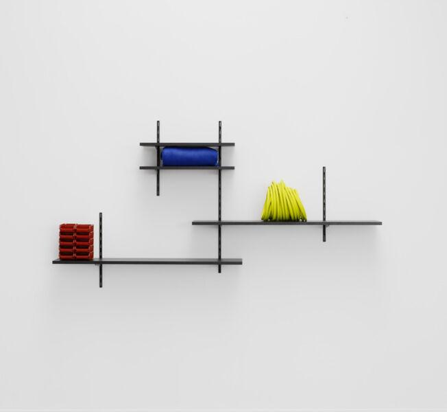 Mathieu Mercier, 'Drum and bass 100% polyester', 2003