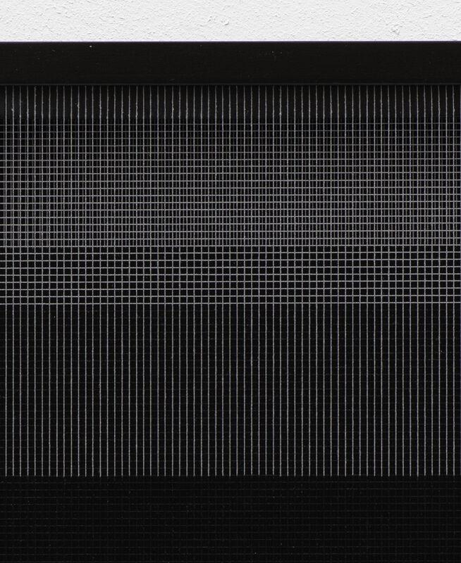 Hadi Tabatabai, 'Thread Painting 2019-2', 2019, Painting, Thread, acrylic paint, and ABS on Dibond panel, Bartha Contemporary