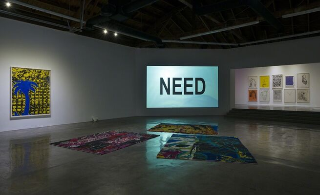 Cameron Platter: U-SAVED-ME, installation view