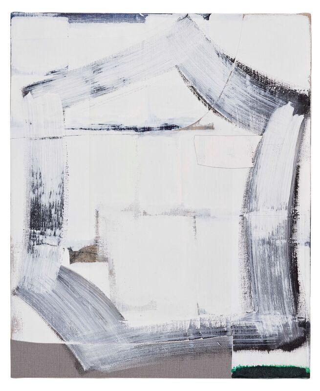 Liu Ke 刘可, '201905 Paris', 2019, Painting, Mixed Media, L+/ Lucie Chang Fine Arts