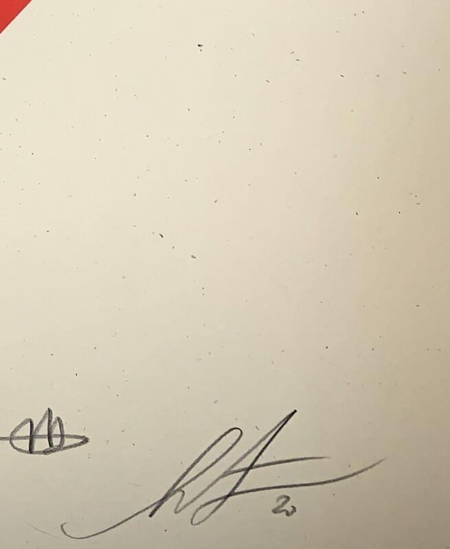Shepard Fairey, 'Bob Marley X Shepard Fairey Print To Catch A Fire Dennis Morris Signed ', ca. 2020, Print, Fine Art Paper on Cream Speckletone., New Union Gallery