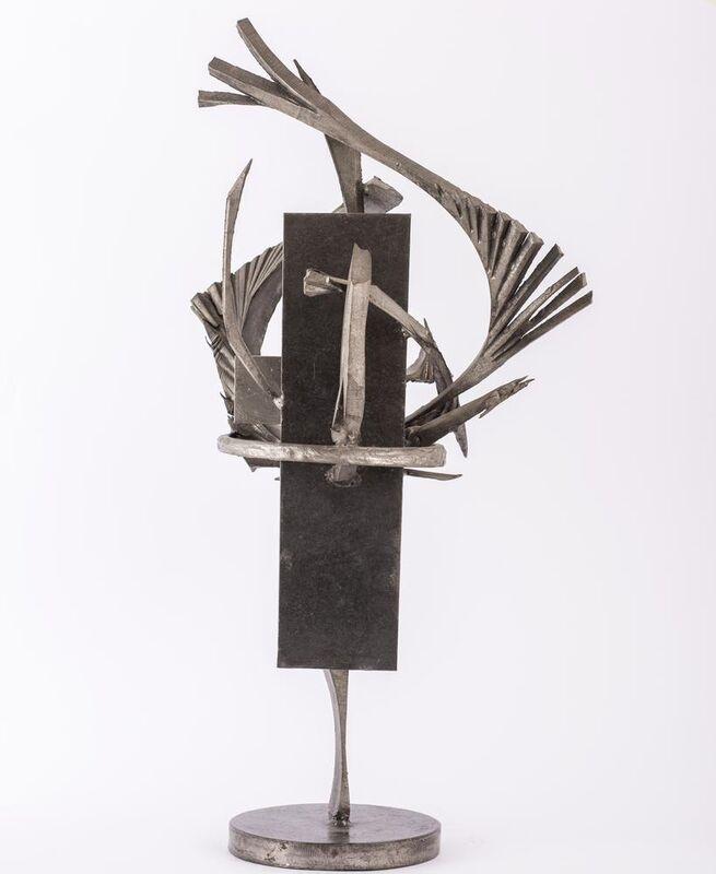 Agenore Fabbri, 'Composizione', 1969, Sculpture, Tinned iron, Itineris