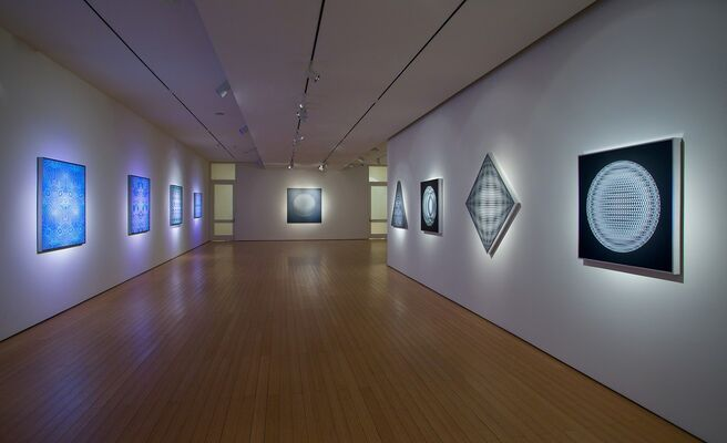 James Flynn: Quantum Noûs, installation view