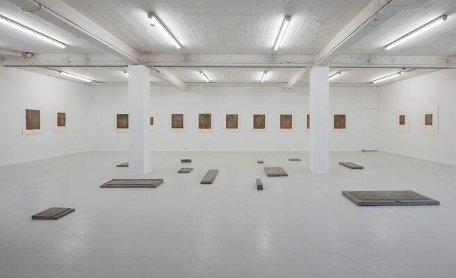 Avlskarl at Art Brussels 2016, installation view