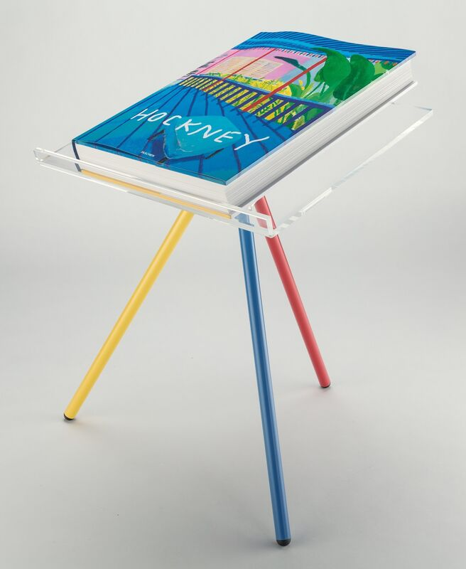 David Hockney, 'A Bigger Book Sumo, Collector's Edition', 2016, Books and Portfolios, Hardcover book, 13 foldouts, with adjustable book stand, Heritage Auctions