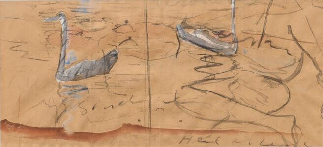 René Daniëls, 'Leda en de zwaan'