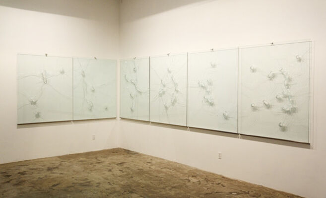 Constellations, installation view