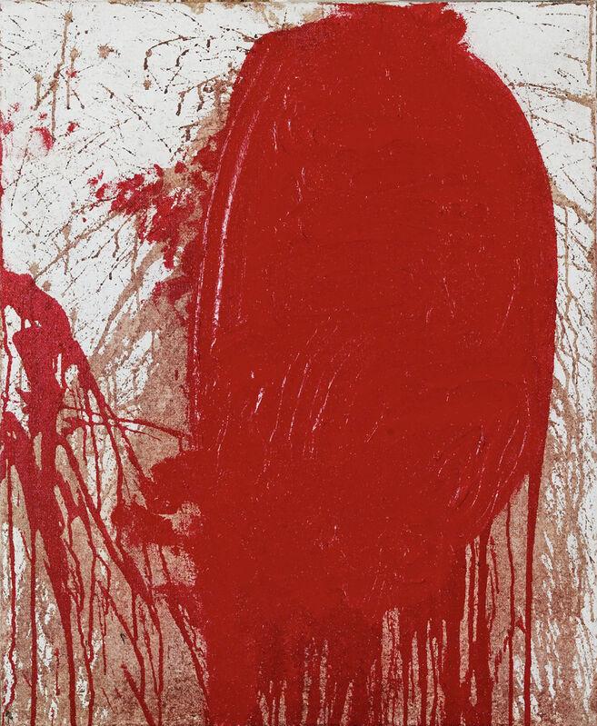 Hermann Nitsch, 'K-Monika', 2010, Painting, Lukas Feichtner Gallery
