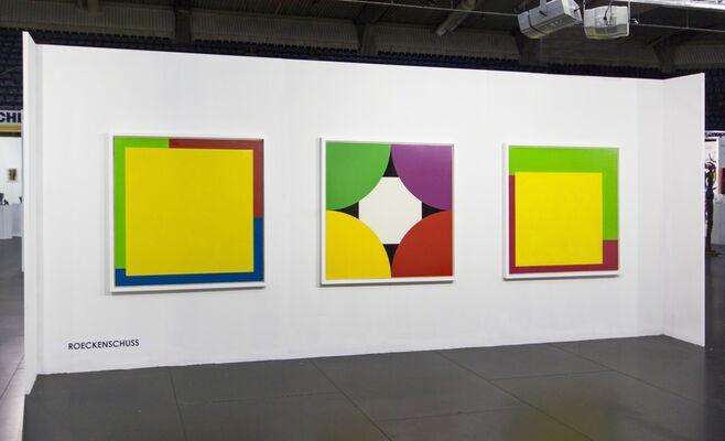 Retrospektive, installation view