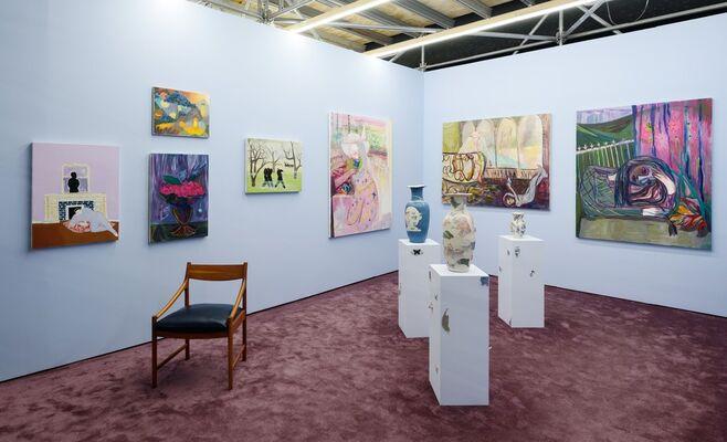 Projet Pangée at Material Art Fair 2019, installation view