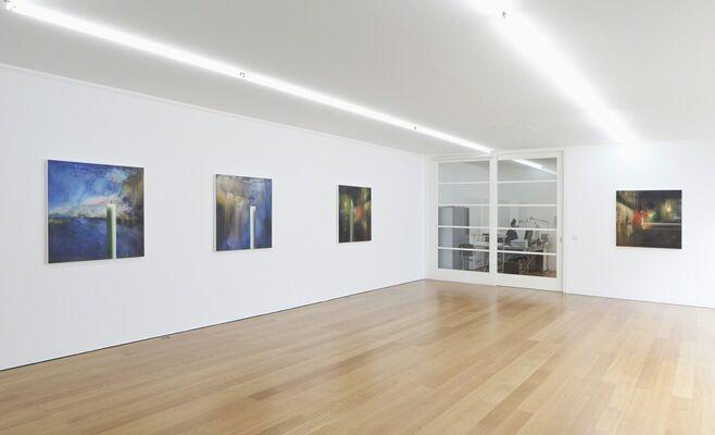 Karin Kneffel, installation view