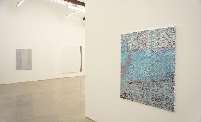 Sergej Jensen, installation view