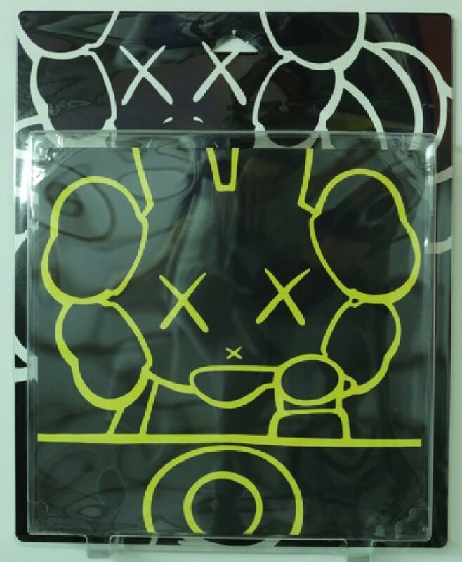 KAWS, ' Untitled (Chum/Miffy) (Package Painting Series)', 2001, Acrylic on Canvas in Blister Package with Printed Card, Carmichael Gallery