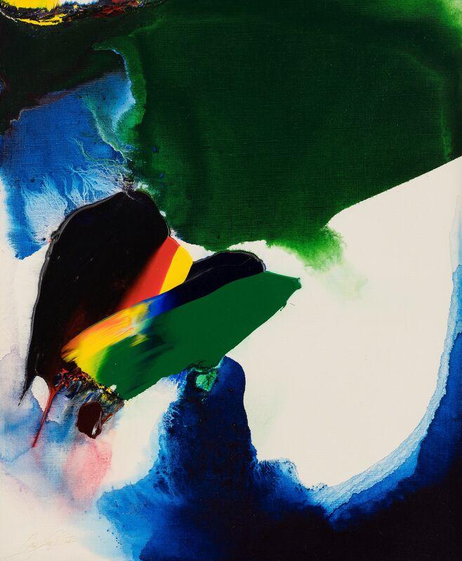 Paul Jenkins, 'Phenomena like Byron', 1990, Painting, Oil on canvas, Stern Pissarro Gallery