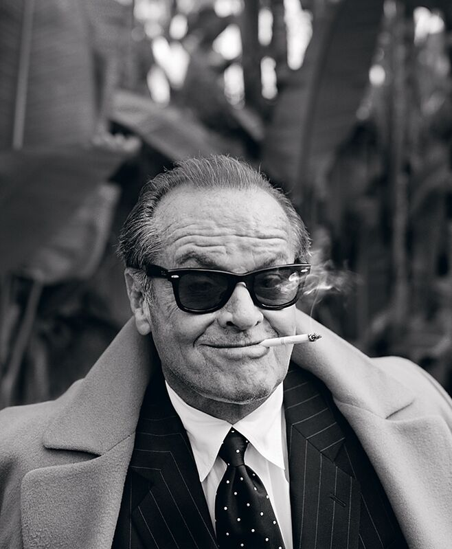 Lorenzo Agius, 'Jack Nicholson', 2007, Photography, Digital C-Type print, Alon Zakaim Fine Art